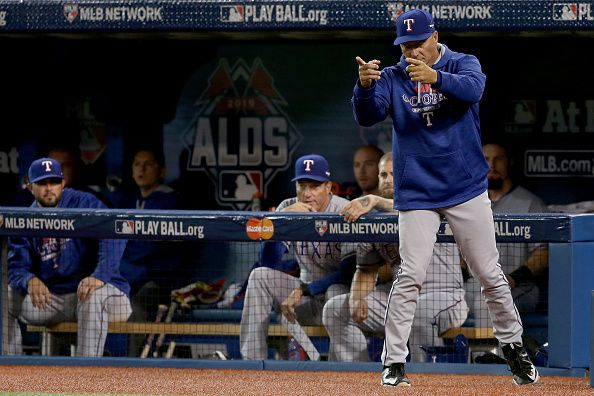 Jeff Banister – Fotos GETTY IMAGES