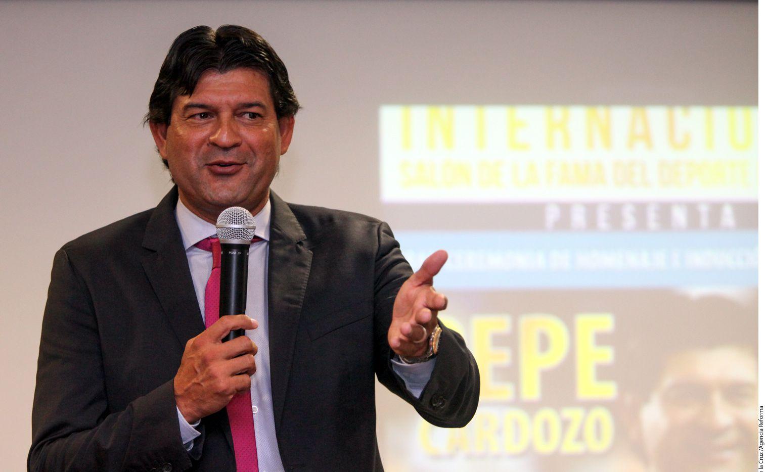 José Saturnino Cardozo reveló que ya tuvo ofertas para entrenar equipos de Sudamérica, aunque esperará lo que resta de este torneo y el inicio del próximo para buscar acomodo en la Liga MX./AGENCIA REFORMA