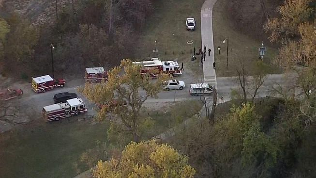 A person's body was discovered near the White Rock Creek Trail on Tuesday evening in northeast Dallas, police said.