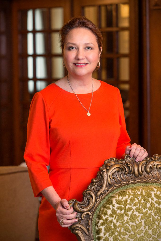 Texas First Lady Cecilia Abbott