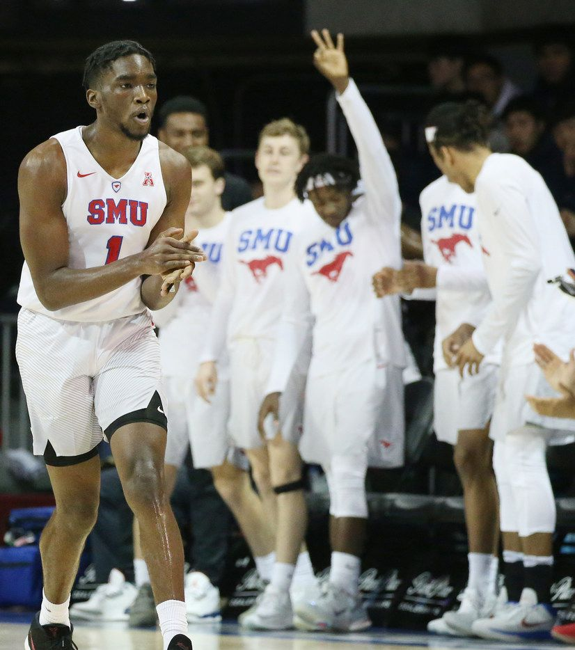 buy online baa55 6be03 National reaction: SMU's Shake Milton part of record ...