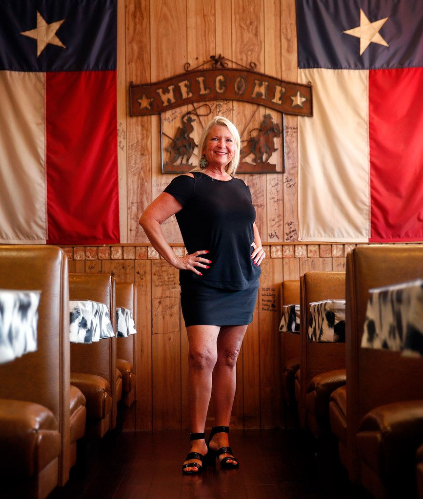 Mary Alexander of Rockwall says she has lost 65 pounds since going on the keto diet. One of the staples in her diet is barbecue, which she eats at places such as Mike Anderson's BBQ in Dallas.