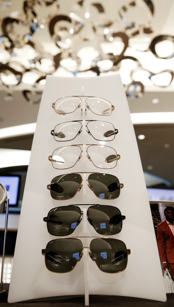 Dallas Cowboys linebacker Jaylon Smith's Clear Eye View  signature eyewear collection launched earlier this month.