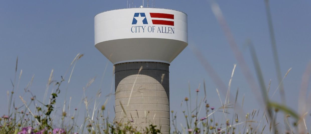 Dallas-based CyrusOne is planning to build a huge data center in Allen, according to plans filed with the city.