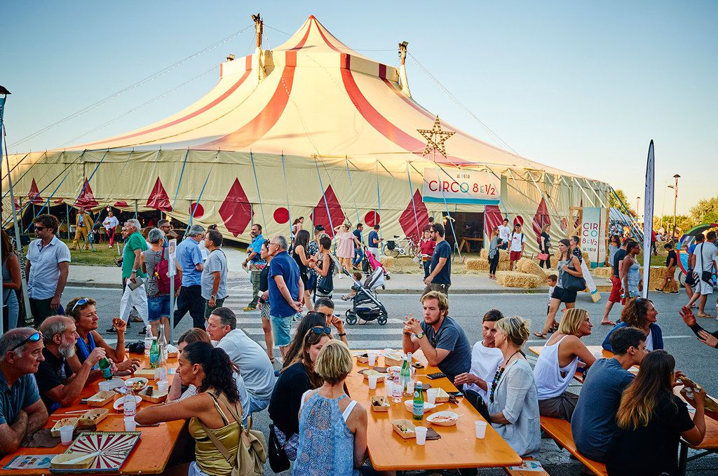 Last year's Al Meni food festival will be the final stop on this summer's culinary bike tour with Lanny Lancarte