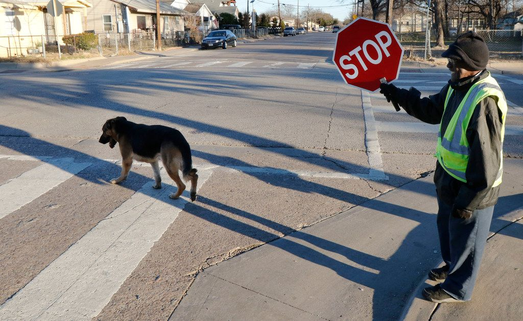 Dallas is having to spend $5 million on school crossing guards, which was handled by Dallas County Schools until its dissolution this year.