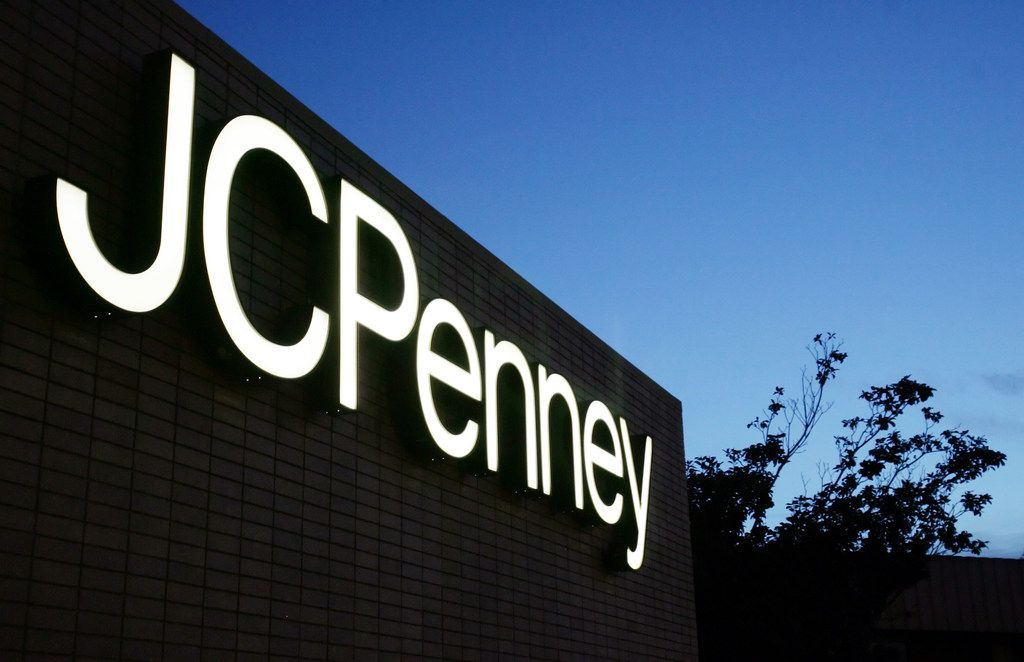 J.C. Penney is issuing a weak profit forecast as it accelerated its move to slash prices on goods to clear out inventory. Shares are tumbling more than 25 percent in premarket trading on Oct. 27, 2017.