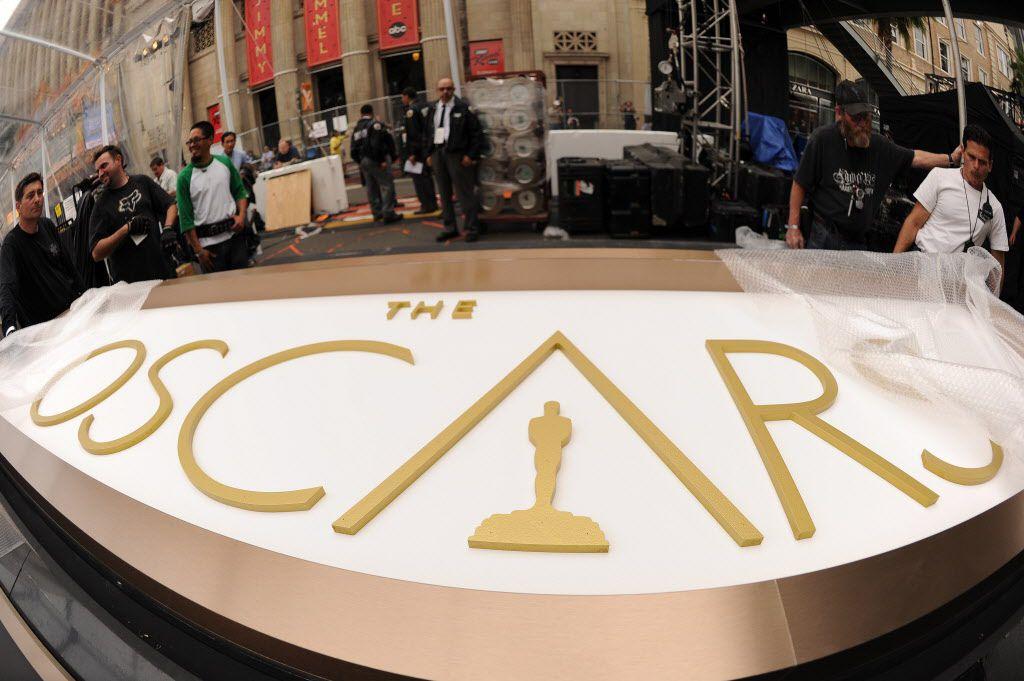 Los premios Oscar en su edición anual número 91 son este domingo 24 de febrero. BECKROBYN BECK/AFP/Getty Images
