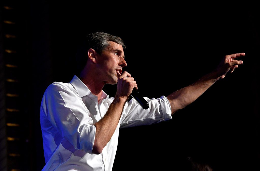 """""""We will be the big, bold, confident answer to the small, petty, negative attacks that are coming our way,"""" U.S. Senate candidate Beto O'Rourke said in a prepared statement Monday."""