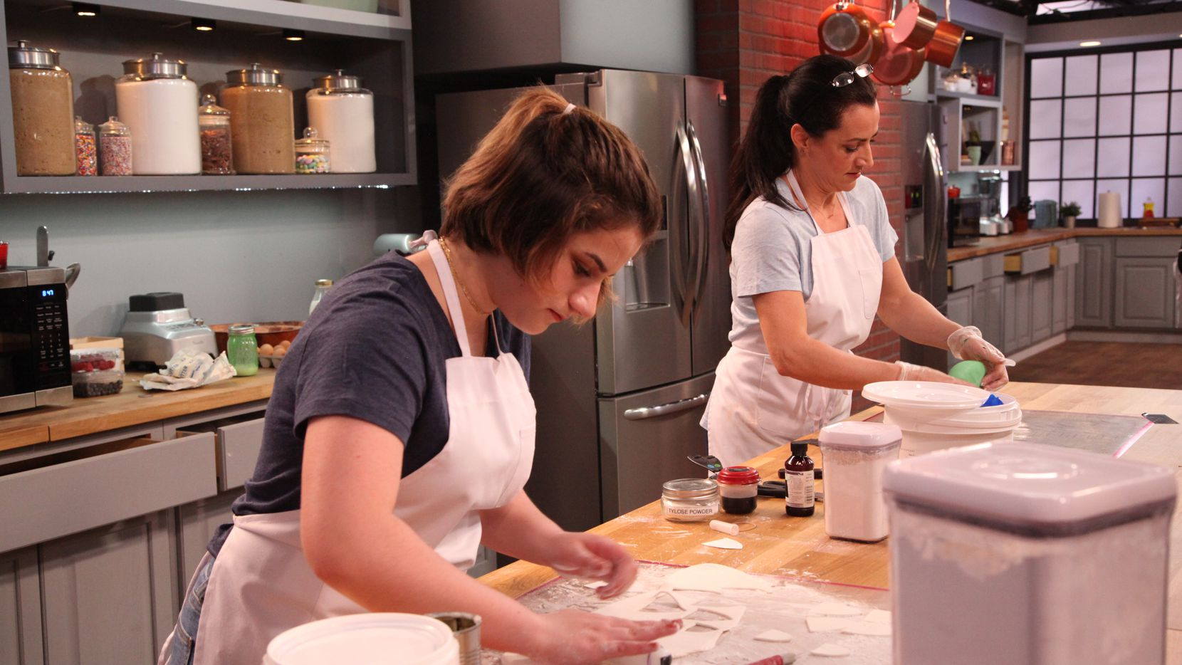 Audrey McGinnis and Ryan McGinnis, of Frisco, will be on Bake it Like Buddy, a new Discovery Family show featuring Buddy Valastro from Cake Boss, on Saturday, Sept. 29, 2018.