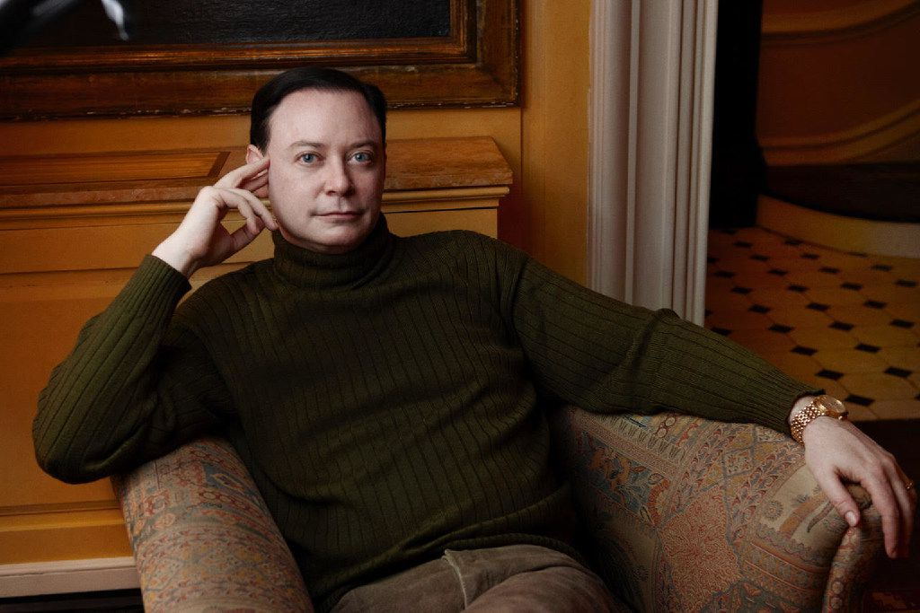 Andrew Solomon, author of best-selling book The Noonday Demon: An Atlas of Depression, will be a keynote speaker at the 2017 Dallas Festival of Ideas.