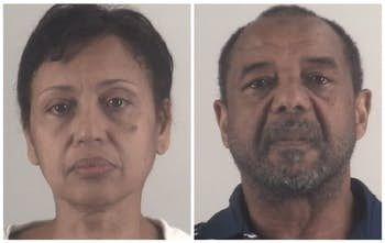 Denise Cros-Toure y Mohamed Toure están acusado de forzar a una joven a realizar labores domésticas sin salario.