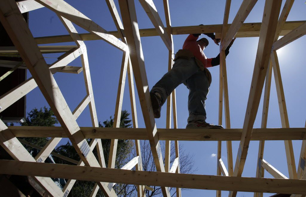 Tight construction labor markets pose a risk to overall economic growth.