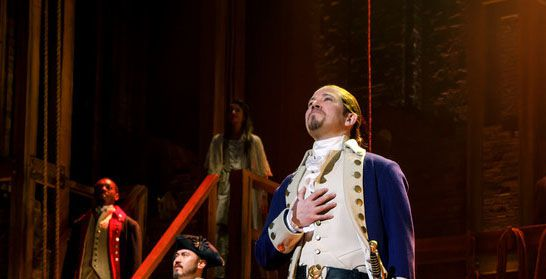 The national tour of 'Hamilton will be presented by Dallas Summer Musicals and Broadway Across America, at Fair Park Music Hall April 2-May 5, 2019. Joseph Morales and Nik Walker will lead the second national tour of Hamilton as Alexander Hamilton and Aaron Burr, respectively.