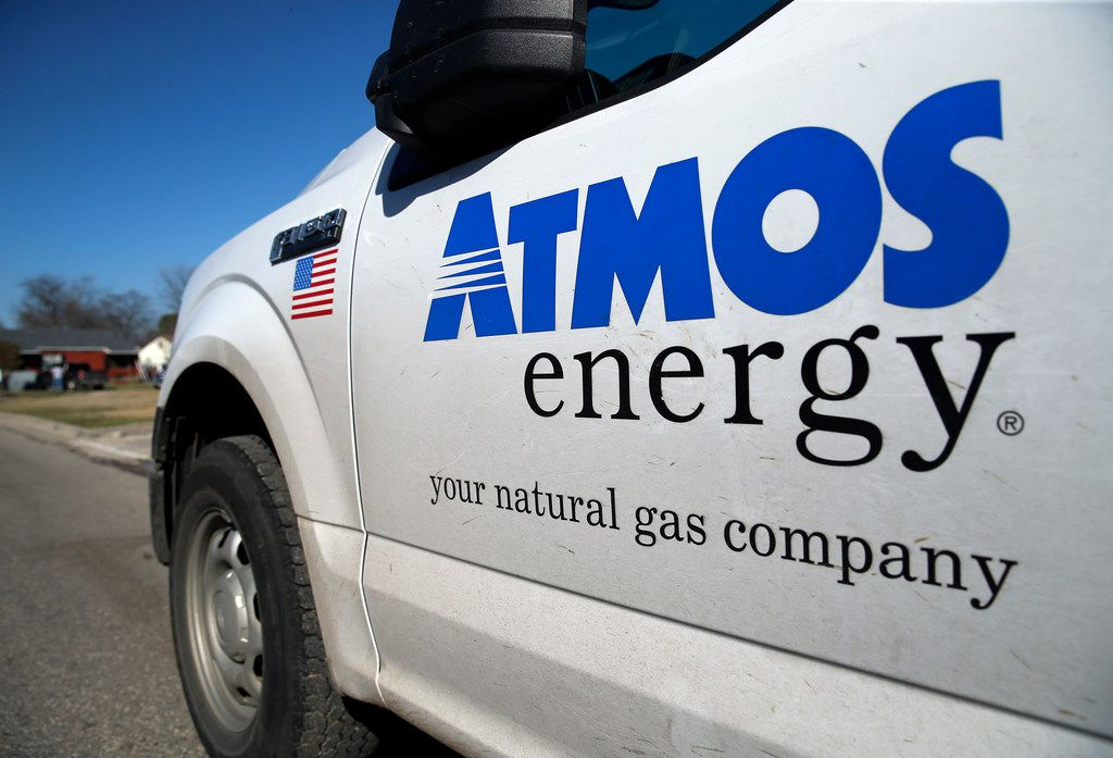 Atmos delivers natural gas to about 1,400 communities in eight states.