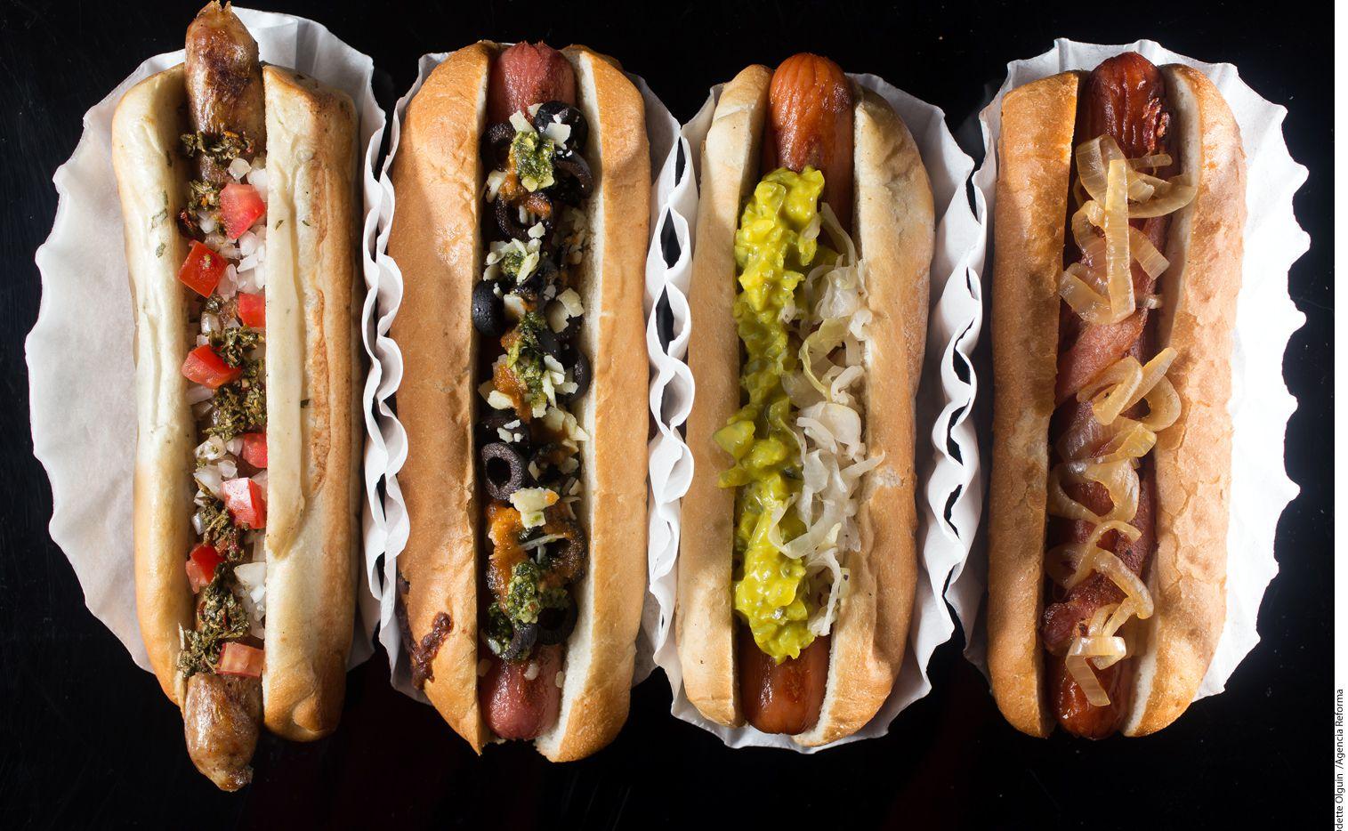 Ícono de la culinaria estadounidense, el también llamado perro caliente es un bocadillo versátil que puede prepararse en un santiamén./AGENCIA REFORMA