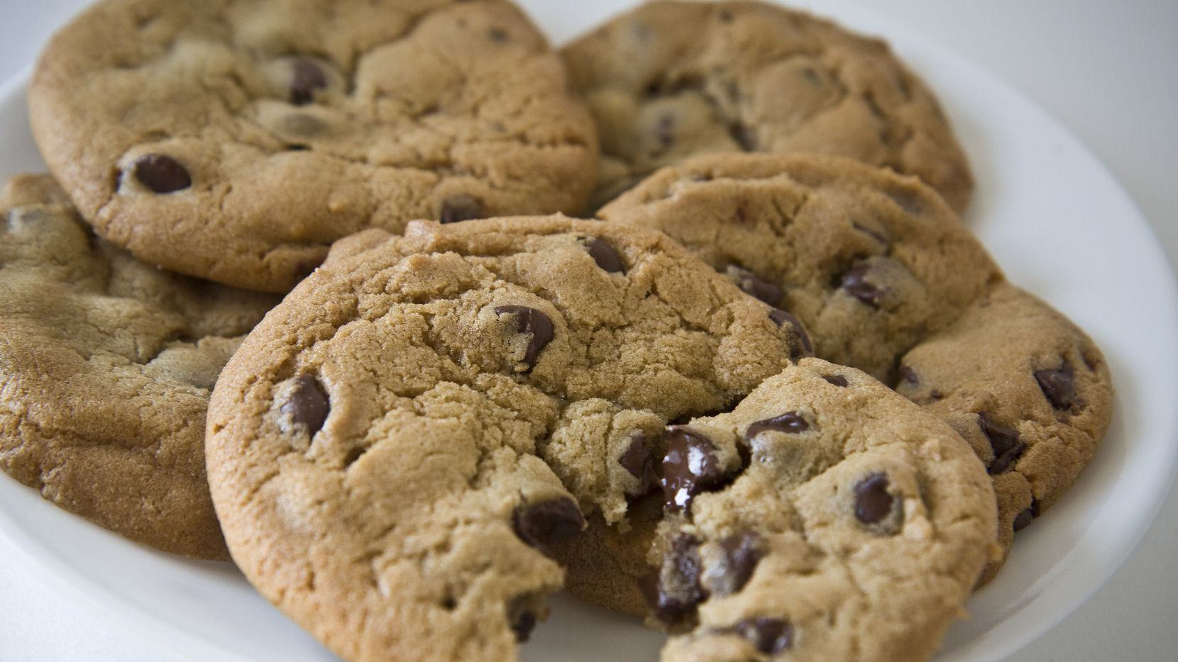 Chocolate chip cookies from Tiff's Treats. (Tiff's Treats)