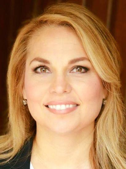 Texas House candidate Brandy Chambers