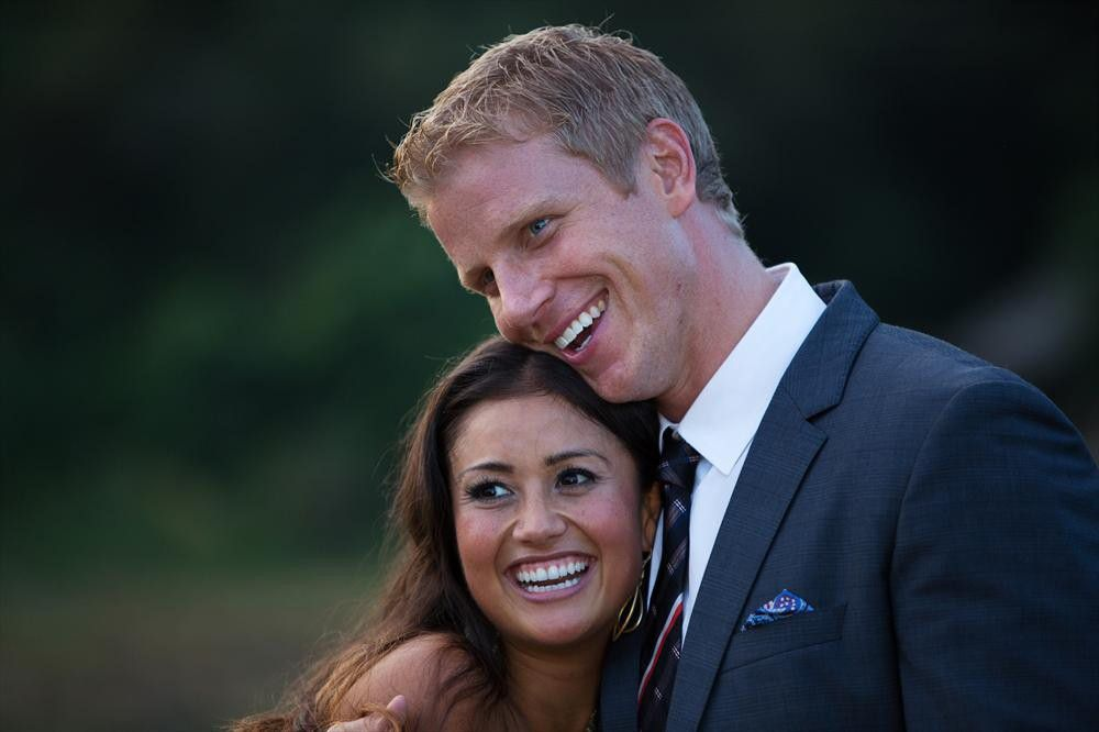 """Sean Lowe and Catherine Giudic joined other """"Bachelor"""" couples who have walked down the aisle in 2013. They currently reside in Dallas."""