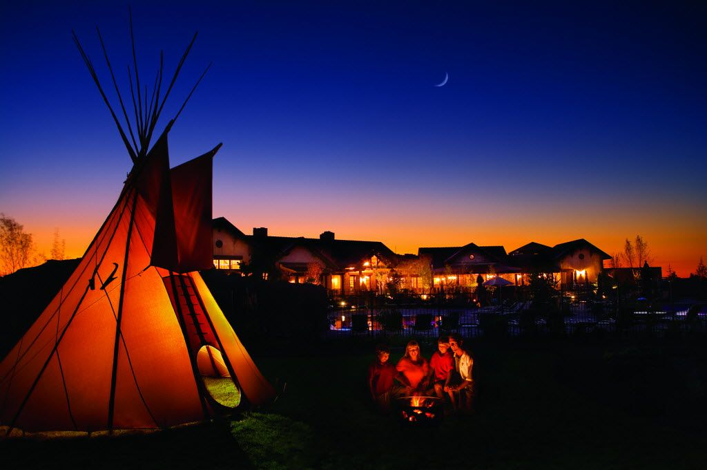 Pronghorn Resort is situated on 640 acres in central Oregon in the world's second-largest juniper forest.