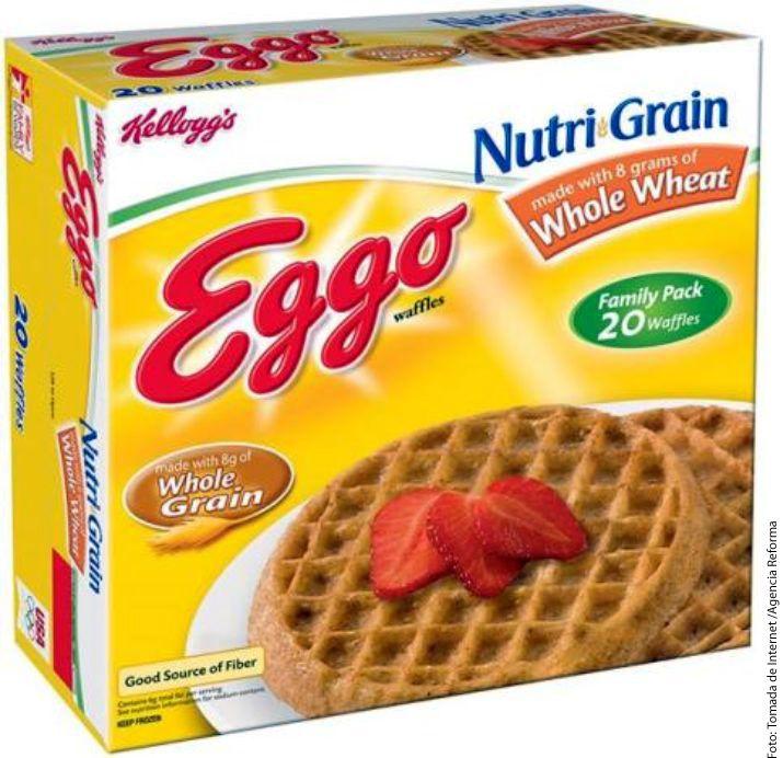 La empresa de productos alimenticios está retirando 10 mil cajas de waffles por riesgo de que estén contaminados con la bacteria Listeria./AGENCIA REFORMA