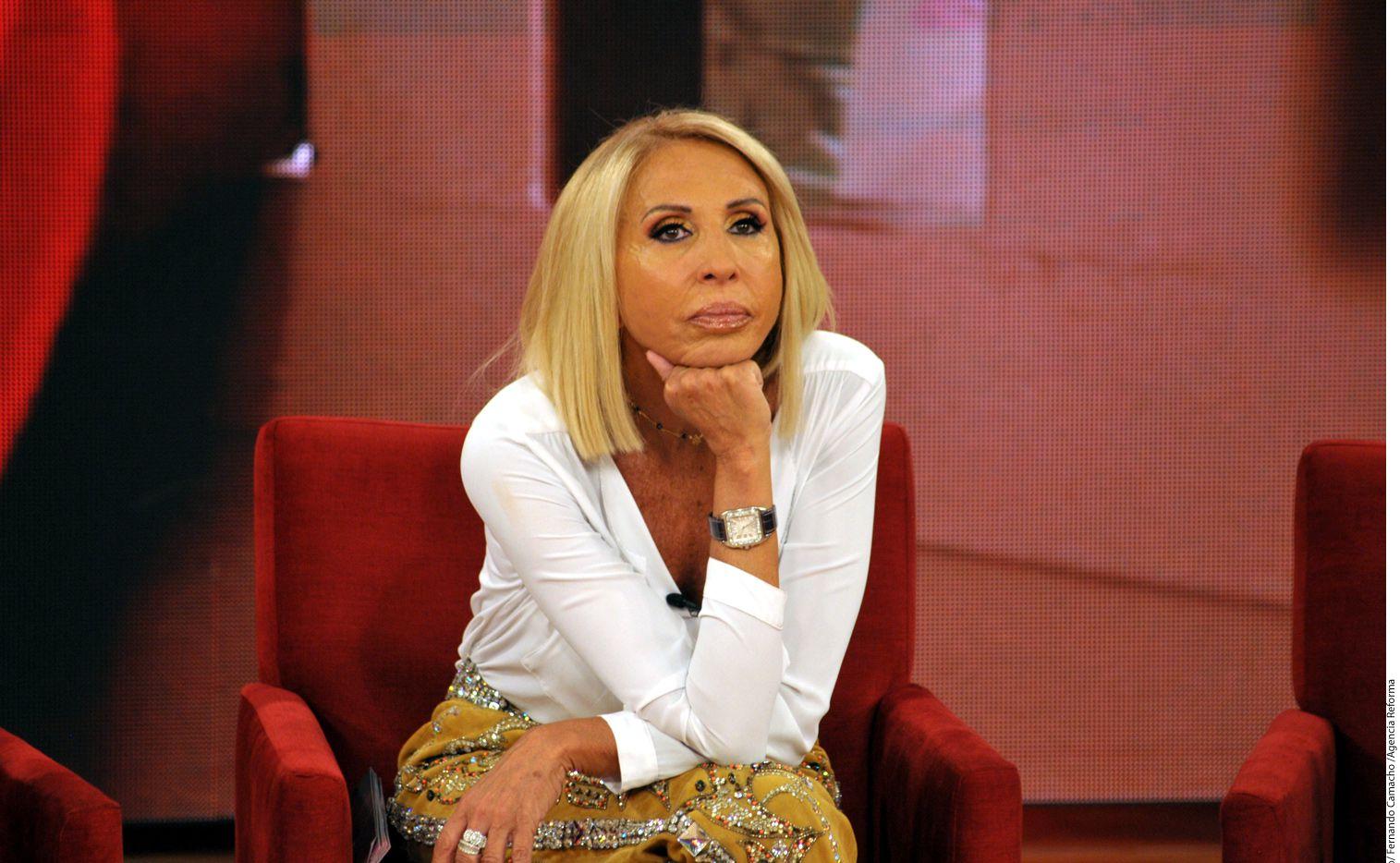 Aunque Laura Bozzo terminará el próximo 31 de diciembre, la conductora consiguió una extensión de su contrato con Televisa./ AGENCIA REFORMA