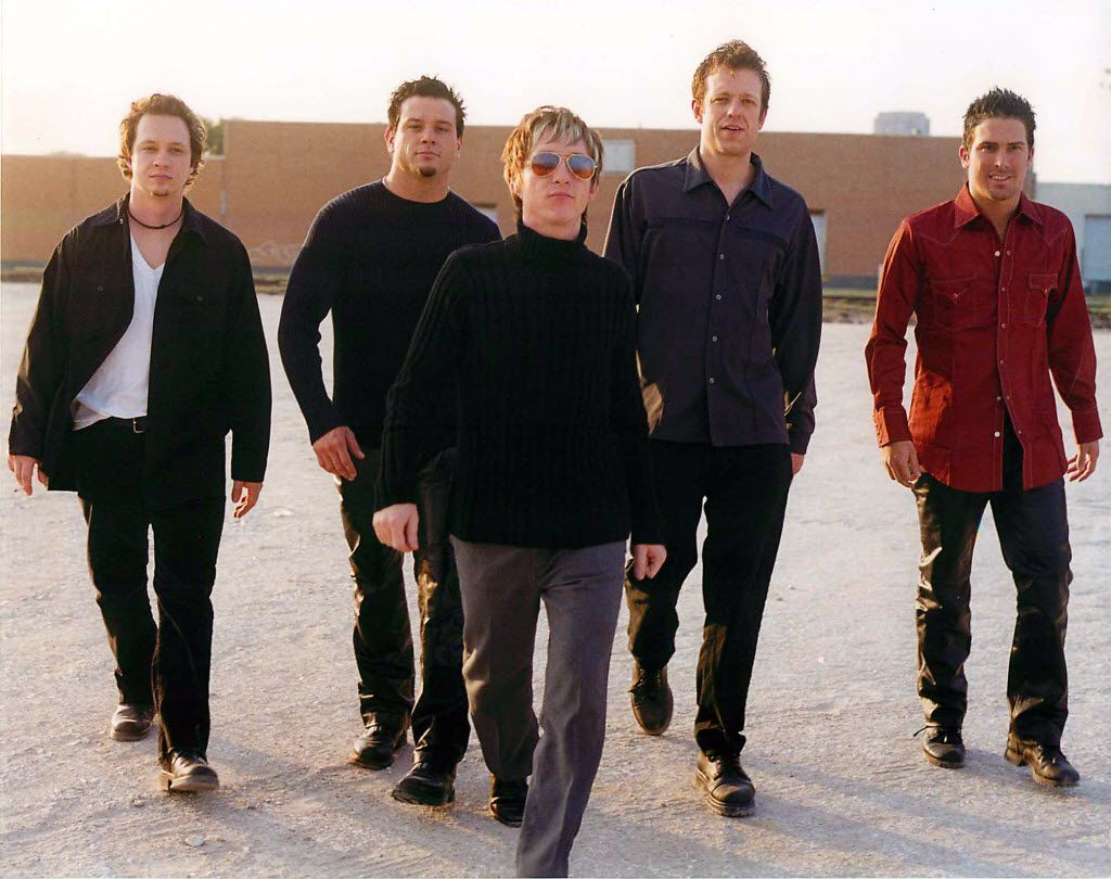 In 2001, there wasn't a hotter band in North Texas than Flickerstick. (They're seen here some time around 2001.) Arguably its most beloved song is getting a new life, thanks to Texas country artist Rich O'Toole.