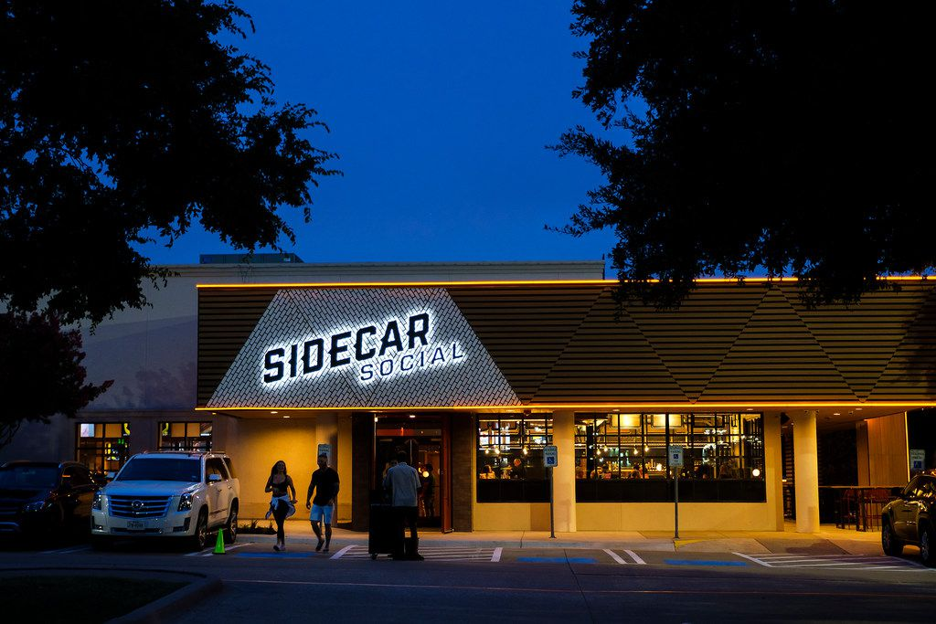 Sidecar Social will open officially on Aug. 30.