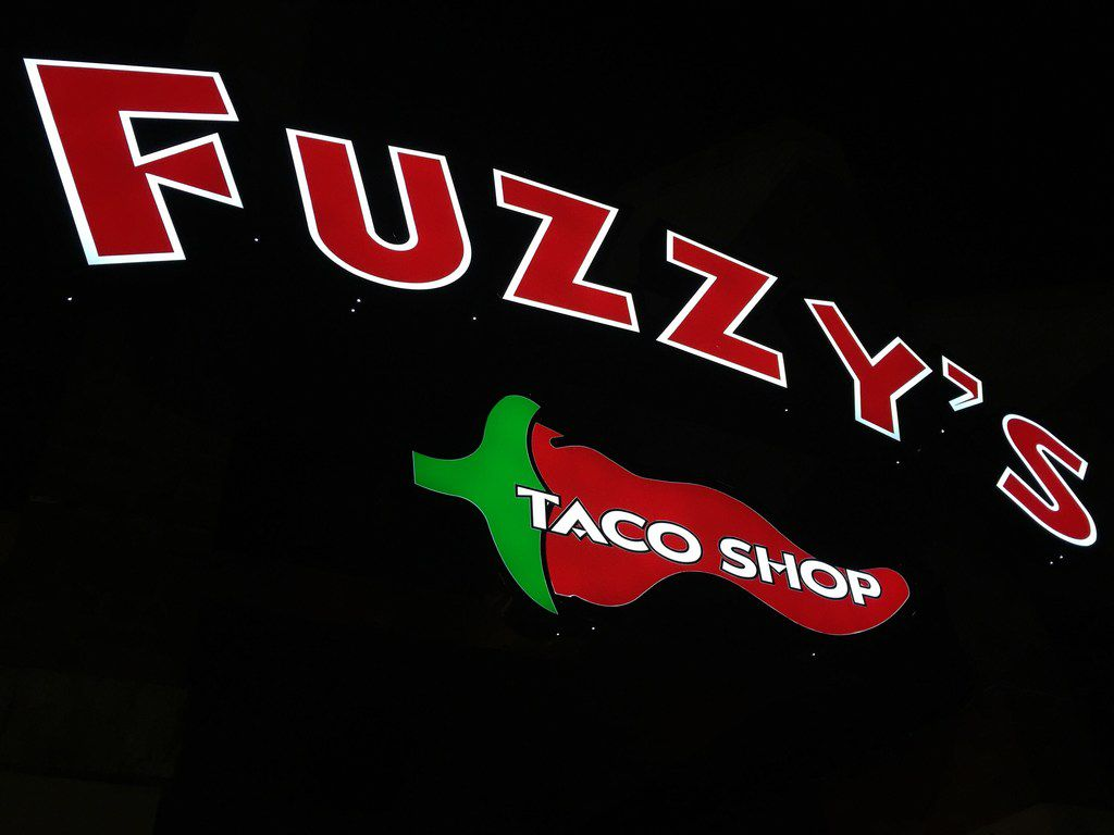 Fuzzy's Taco Shop in Cedar Hill, Texas on December 11, 2017. (Irwin Thompson/Staff Photographer)  STOCK