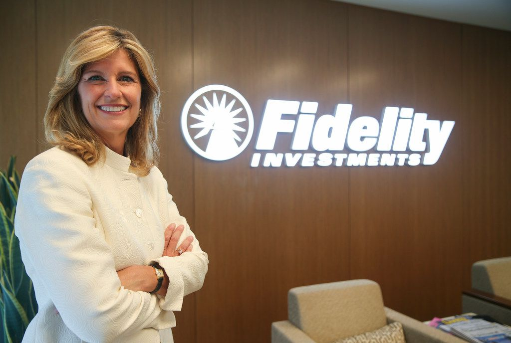 Kathleen Murphy, president of Fidelity Investments' personal investing division, is on a mission to encourage women to get more involved in their own investments.