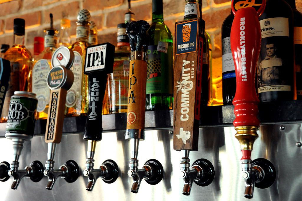 Managers say Vetted Well's beer list will rival any respected beer bar in the city's.