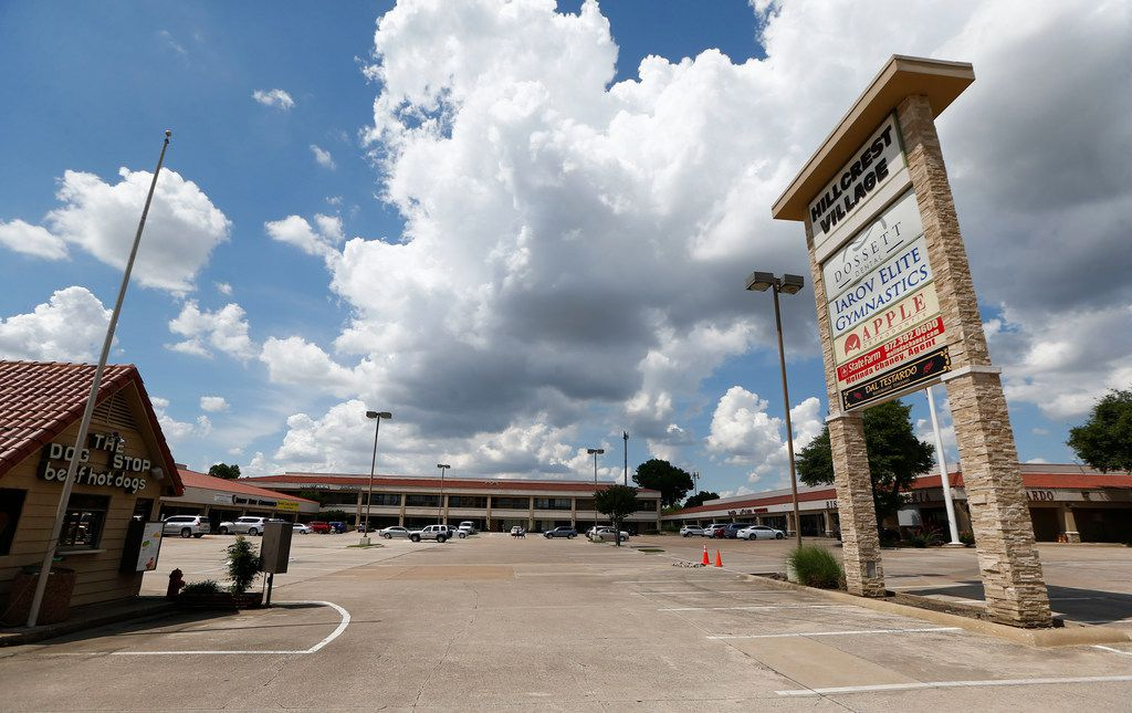Dallas City Council member Sandy Greyson wants to spend $3 million of economic development bond money on a Hillcrest Village shopping center renovation that would include turning parking into a park.