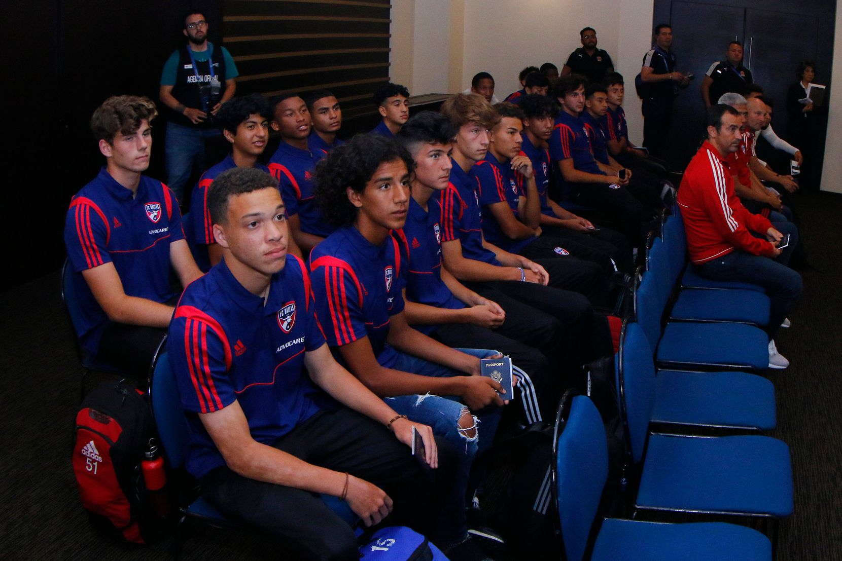 FC Dallas U17s heading to the 2019 Liga MX Sub International Tournament.