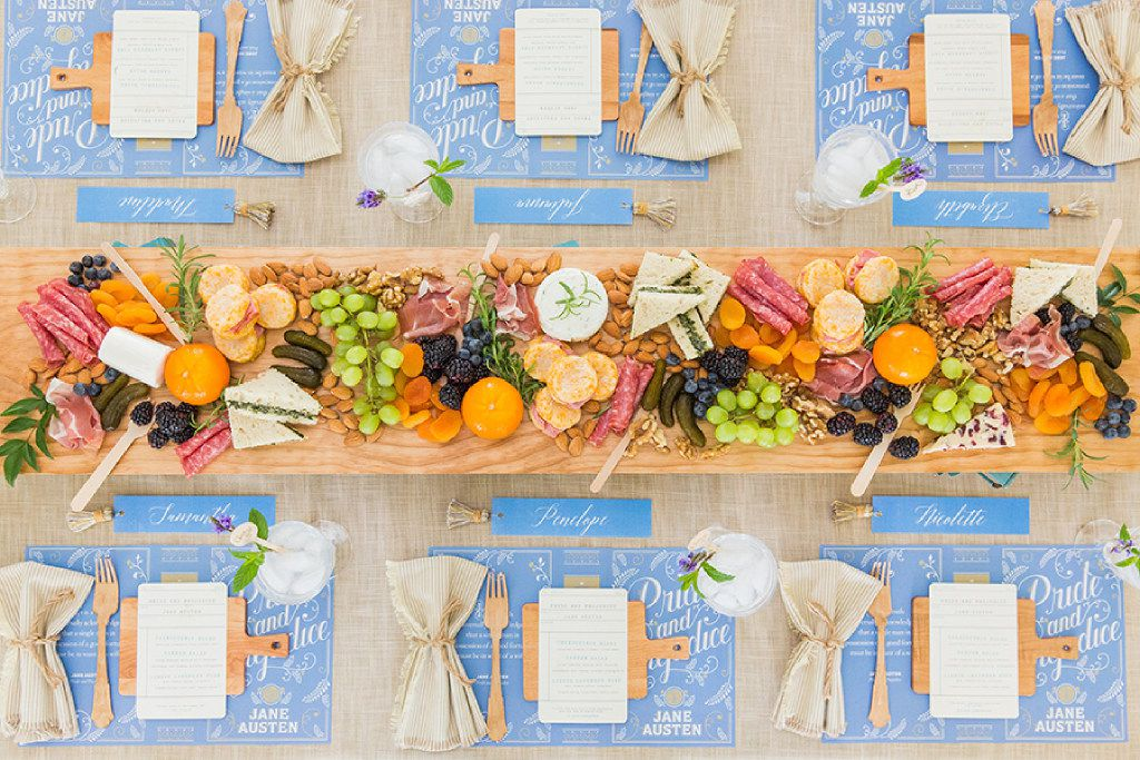Courtney Whitmore wants to make hosting a party less intimidating and provides how-to instructions for more than a dozen occasions, including a sample tablescape; decor tips; and three to six recipes, in her latest book.