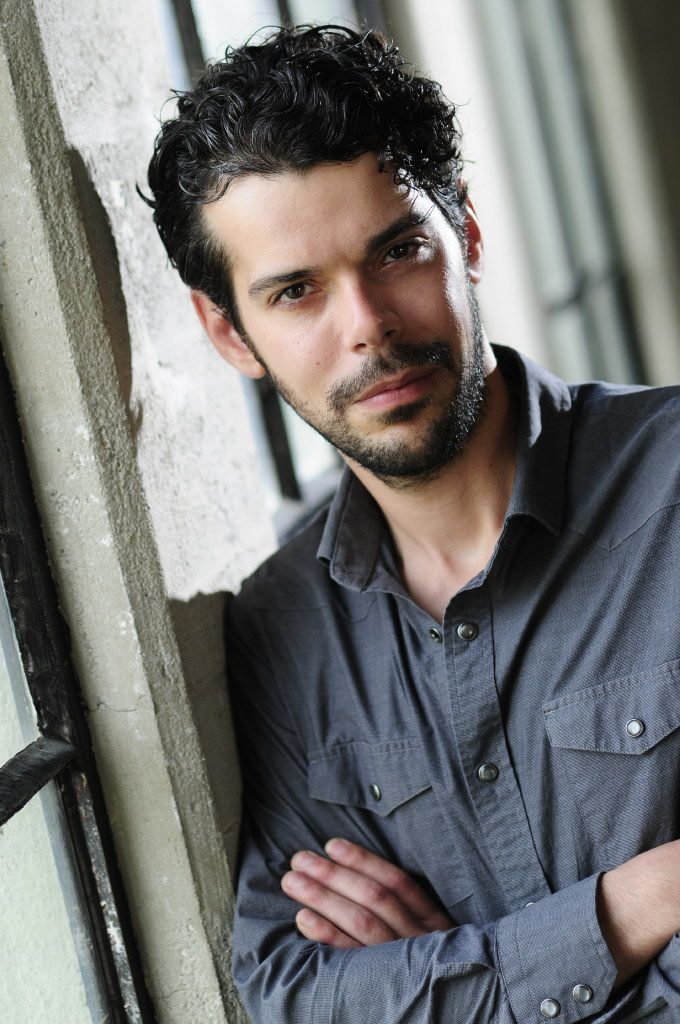 Joey Folsom is the new artistic director of Upstart Productions