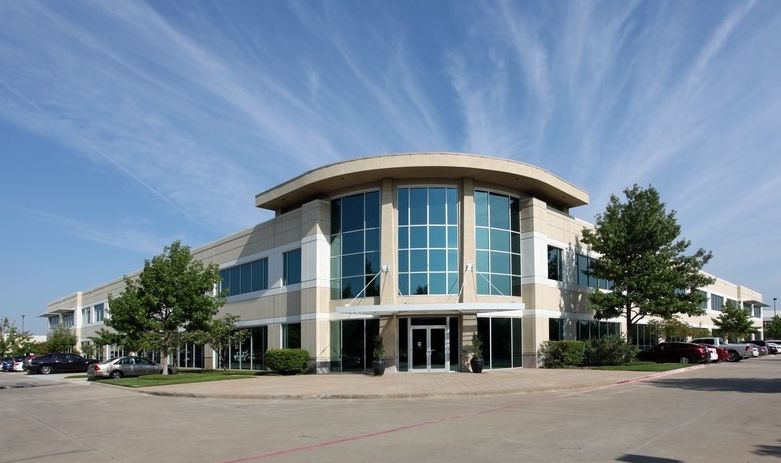 Cognizant is leasing office space in a building in Las Colinas near Interstate 635.