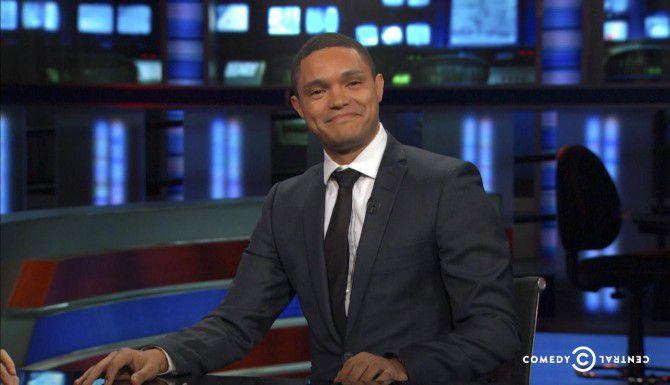 """Trevor Noah será el nuevo anfitrión de """"The Daily Show"""" en lugar de Jon Stewart quien anunció su salida hace pocos meses. (NYT/COMEDY CENTRAL)"""