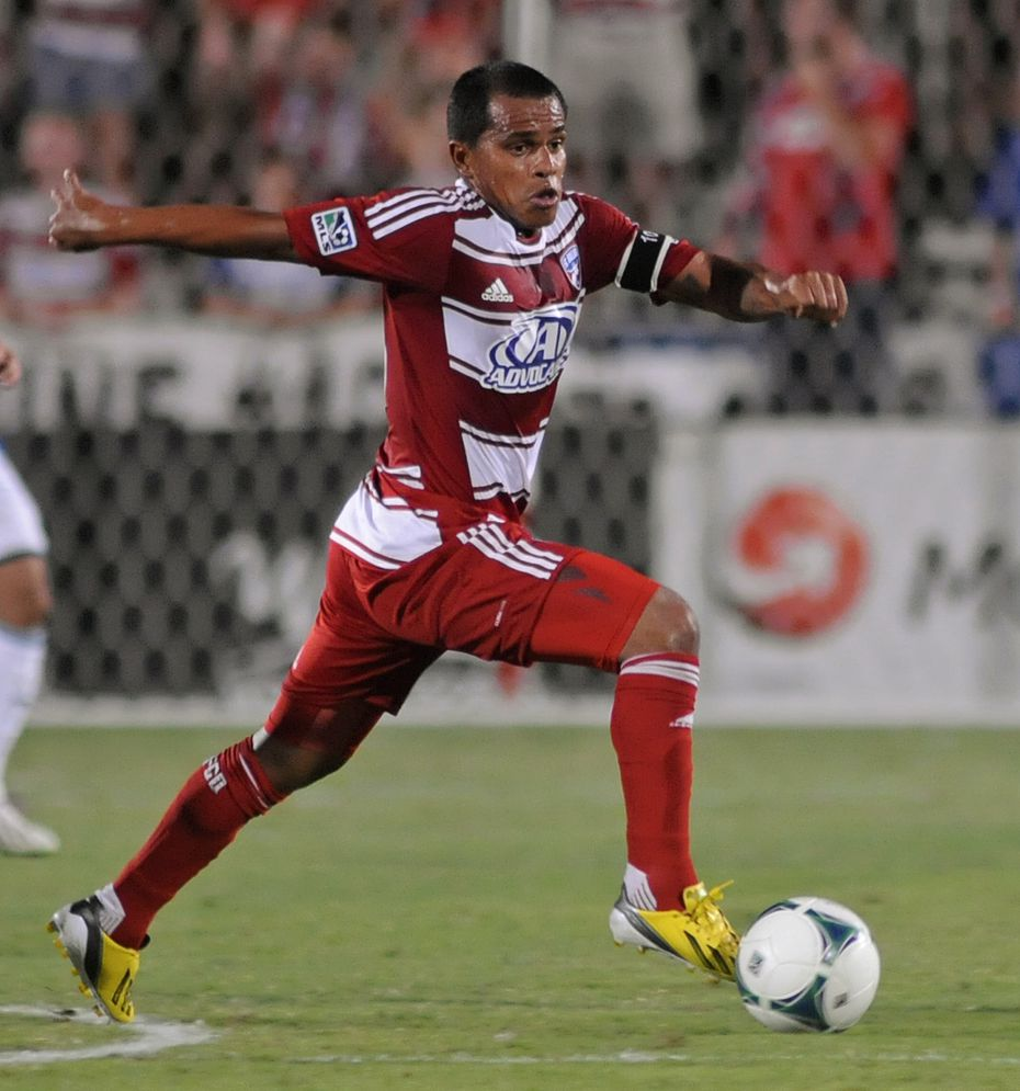 David Ferreira militó con FC Dallas entre 2009 y 2013.