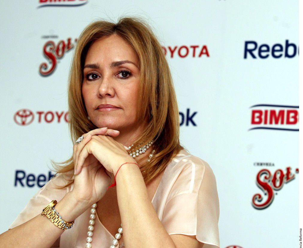 La sentencia implica que Angélica Fuentes, ex esposa del dueño de Chivas, tendrá que pagar una sanción de 700 millones de pesos. /AGENCIA REFORMA
