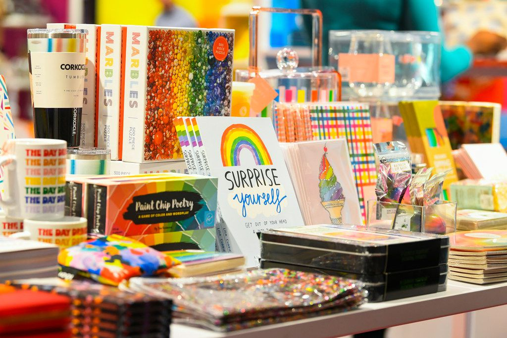 In 36 select Macy's stores nationwide, MAC Cosmetics, Crayola, Levi's Kids & more than 70 small businesses partner with STORY at Macy's.