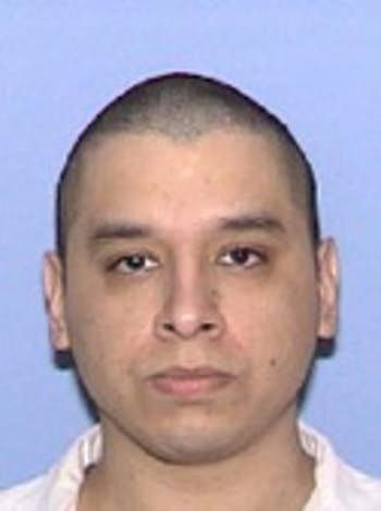 Joseph Garcia has been on death row for 15 years.