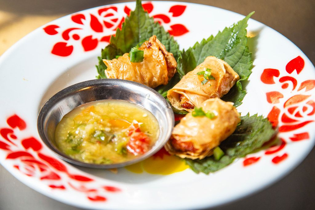 Shrimp Balls will be on the menu at Khao Noodle Shop in Dallas.
