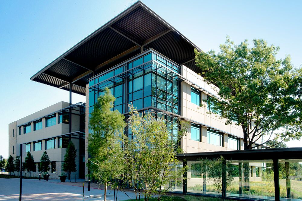 Tyler Technologies' Plano offices.