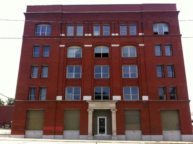 The 111-year-old Hughes Brothers Candy Factory building at 1401 S. Ervay just sold Tuesday to a Kansas City-based group that plans to renovate the historic property.