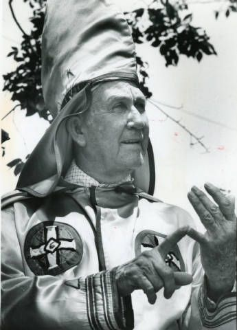James Venable was Imperial Wizard of the National Knights of the Klan.