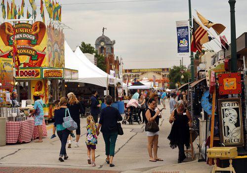 Main Street Fest es este mes en Grand Prairie. Es uno de varios eventos para disfrutar en el Metroplex, gratis y en familia. Foto DMN
