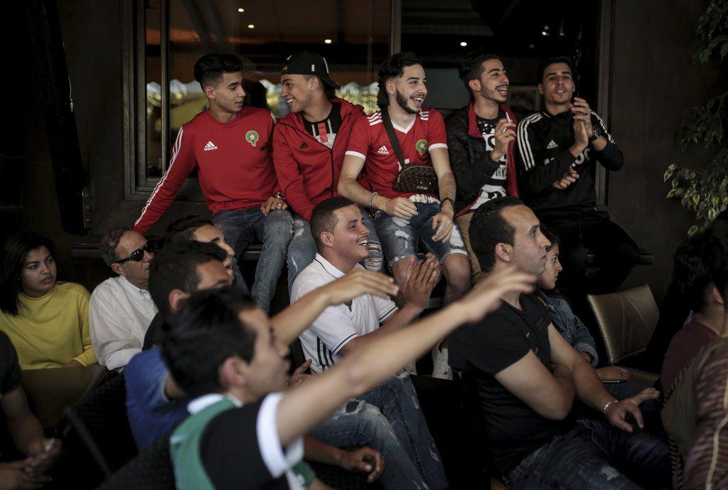 La fiebre del Mundial se ha tomado al Mundo. /AP