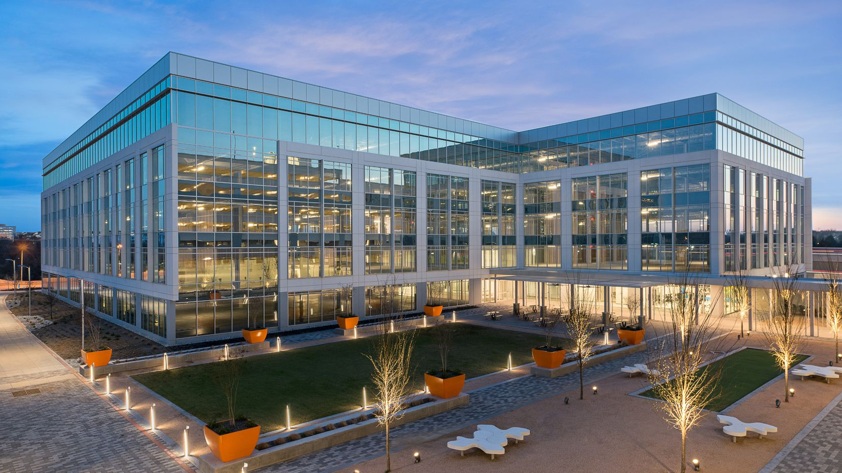 DXC Technology — an affiliate of Hewlett Packard — is moving its local office from the former Electronic Data Systems campus in Plano's Legacy business park to the new 3400 at CityLine building.