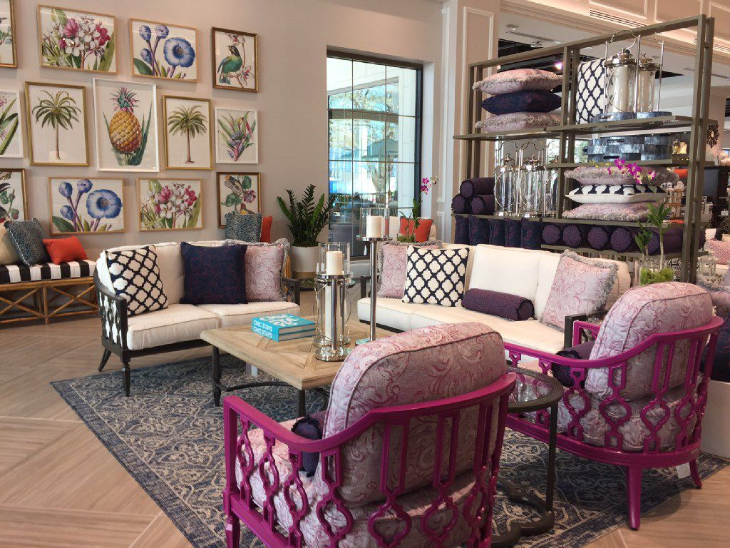 Frontgate will open a 21,337-square-foot store Friday in Plano's Legacy West development that will serve as the catalog company's U.S. flagship.