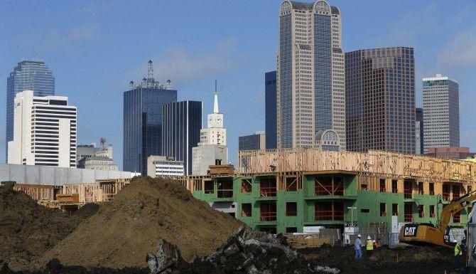 La población de Dallas-Fort Worth alcanzó los 7 millones de habitantes, según los datos más recientes del Buró del Censo. (DMN/TOM FOX)